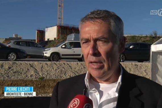 Pierre Liechti – reportage sur Canal Alpha
