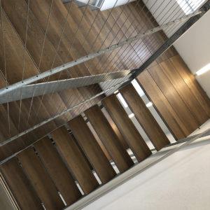 Escaliers intérieures