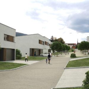 Quartier Parc Soleil à Cortébert
