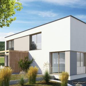 Villa dans le quartier Parc Soleil à Corgémont
