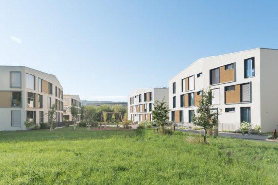 Wohnpark im Bafert – Grand appartement à Erlach